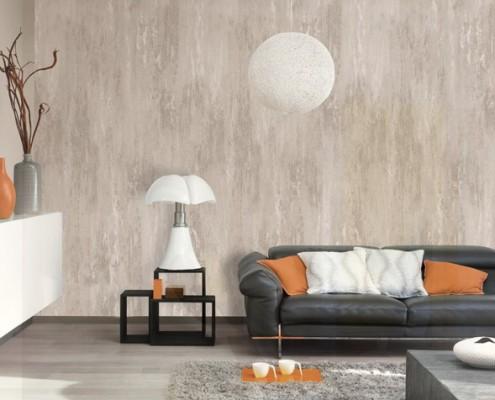 Vliesbehang jodana interieur for Gipsplaten behangen met vliesbehang