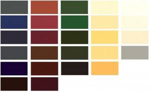 Goede Buitenbeits dekkend kleuren – Gordijnen natuurlijke materialen JC-51